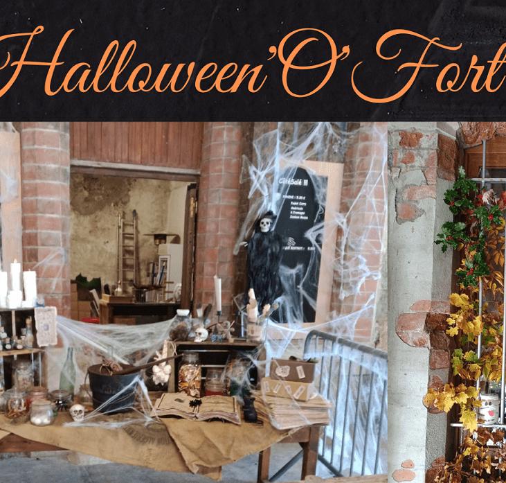 bandeau halloween'o'fort